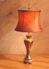 "Susan Goldstick Sienna Sara 23"" Table Lamp"